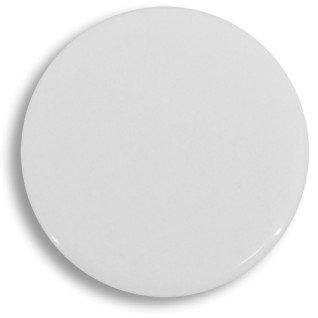 Placa de aluminio Ø 20 mm para sortija redonda