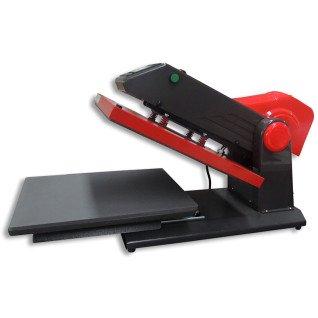 Plancha Transfer Automática Brildor 40x50 REACONDICIONADA - Abierta