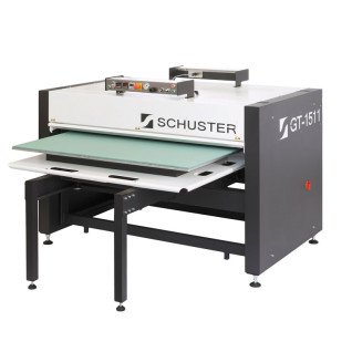 Planchas transfer Schuster GT-1511 150x112 - Plato simple