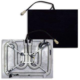 Plato con resistencia para plancha transfer modelo Brildor XH-A7 de 20x30