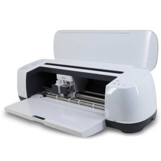 Plotter de corte Cricut Maker - Vista lateral