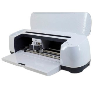 Potter de corte Cricut maker - Lateral
