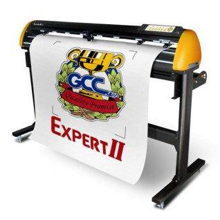 Plotter de corte GCC Expert II 52 LX con lector óptico
