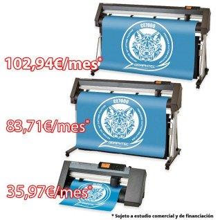 Plotters de corte Graphtec Serie CE7000 -