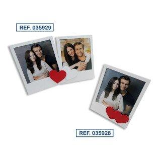 Portafotos Serie Irina de 10 x 10 cm