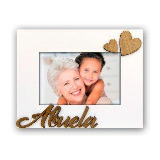 Portafotos de sobremesa Serie Abuela - Frontal