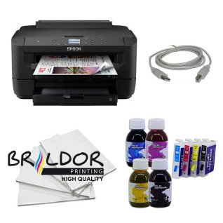 Propuesta de compra inicial para Impresora Sublimación Epson WF-7210DTW A3