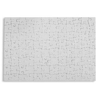 Puzzle de cartón para sublimación 96 piezas
