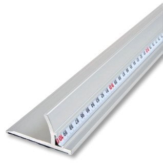 Regla de aluminio Classic de 1 metro