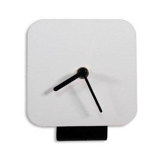 Reloj de madera para sublimación cuadrado