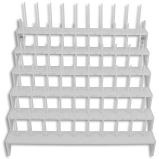 Soporte de pared para 60 conos