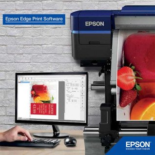 Software Epson Edge Print