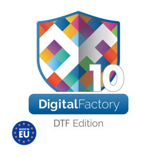 Software Rip CADlink Digital Factory v10 DTF Edition