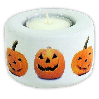 Soporte de cerámica para velas Ø 70 x 45 mm