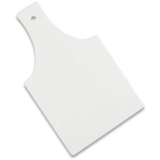 Tabla de cortar de cerámica con trasera de corcho