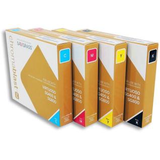 Tinta Chromablast HD para impresoras Sawgrass SG400/SG800