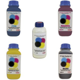 Tinta Dupont para Impresora Textil 1L