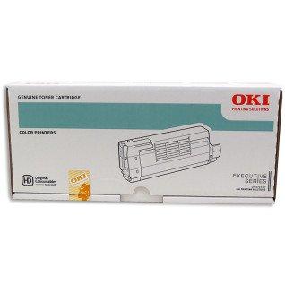 Tóner para OKI C7411WT A4- frontal