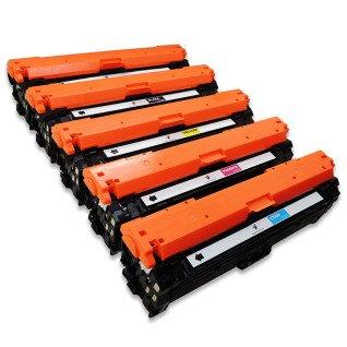 Tóners PRINTevery para impresora HP LaserJet CP 5225DN