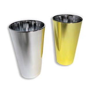 Vasos altos de cristal