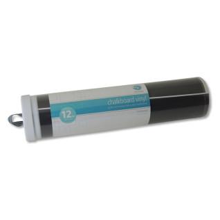 Vinilo pizarra negro Silhouette rollo de 38cm x 1,22m
