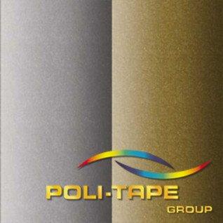 Vinilo Textil Elastic Metallic Nylon de Poli-tape - Por metros