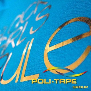 Vinilo Textil Metallic Fashion de Poli-tape - Por metros