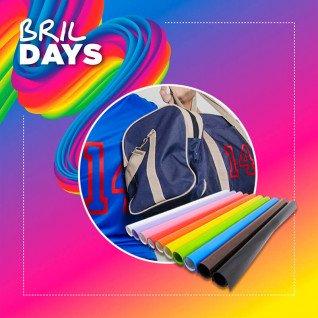 Vinilo Textil Basic Mate Premium de Poli-tape - Brildays 2020