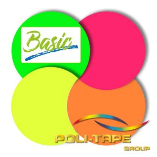 Vinilo Textil Basic Neón Premium de Poli-Tape