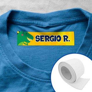 Vinilo textil imprimible Inkjet - Rollo 10cm