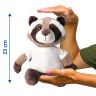 Peluches con camiseta para sublimación de 23 cm - Altura aproximada del peluche sentado