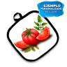 Agarradores bicolor para cocina - Ejemplo personalizado