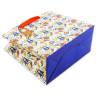 Bolsas de regalo diseño cohetes - Fuelle y base