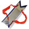 Bolsas de regalo diseño cohetes - Interior con base reforzada