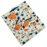 Bolsas de regalo diseño gatos - Plegadas