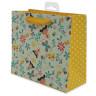 Bolsas de regalo diseño mariposas - Reverso