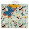 Bolsas de regalo diseño mariposas - Plegada - Vista frontal