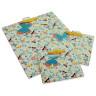 Bolsas de regalo diseño mariposas - Plegadas