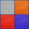 Bolsas de TST con base y automático de colores - Detalle tejidos