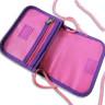 Bolso para niños color rosa - Abierto