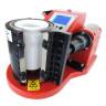 Bote de cerámica con cierre metálico -Ejemplo de uso de plancha para sublimación