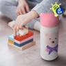 Botella termo infantil para sublimación de 320ml - Ejemplo de personalización