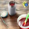Botella termo infantil para sublimación de 320ml - Ejemplo de uso