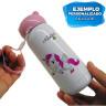 Botellas termo infantiles de 320 ml - Ejemplo personalizado