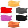 Bragas de cuello para sublimación de 25 x 50 cm  - Flexibles y ligeras