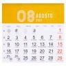 Calendario imán - Información por mes, semanas y días