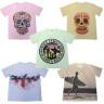 Camiseta para sublimación tacto algodón colores pastel