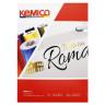 Carta de colores de vinilo para rotulación Kemica serie Tec Mark - Contraportada