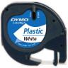 Cinta adhesiva de plástico para marcadora Dymo Letratag LT100-H - Detalle cartucho