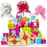 Cinta decorativa para regalos - Ejemplo de uso
